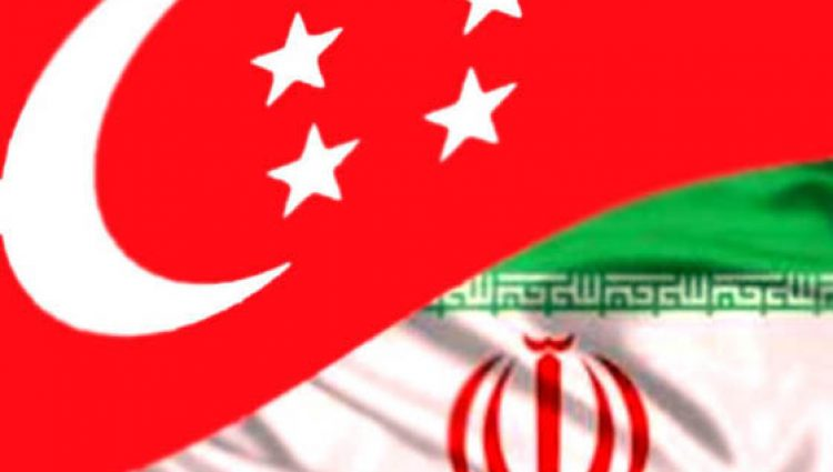 Iran, Singapore call for boosting ties